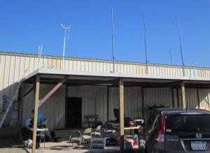 Antenna farm, Mission 13