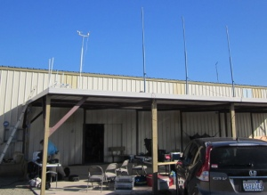 Antenna farm, Mission 13